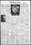 The B-G News September 22, 1961