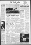 The B-G News September 26, 1961