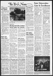 The B-G News September 29, 1961