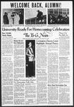 The B-G News October 13, 1961