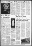 The B-G News October 17, 1961