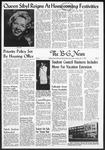 The B-G News October 17, 1961