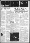 The B-G News November 3, 1961