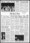 The B-G News November 14, 1961