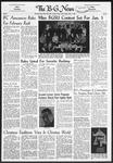 The B-G News December 8, 1961