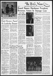 The B-G News January 16, 1962
