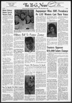 The B-G News March 9, 1962