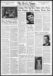 The B-G News May 15, 1962