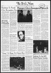The B-G News May 18, 1962