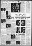 The B-G News May 22, 1962
