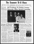 The Summer B-G News June 21, 1962