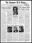 The Summer B-G News June 28, 1962