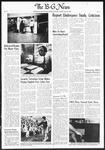 The B-G News September 25, 1962