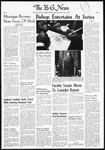 The B-G News October 5, 1962