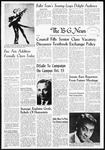 The B-G News October 12, 1962