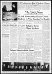 The B-G News October 16, 1962