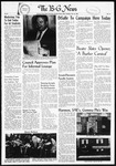 The B-G News October 23, 1962