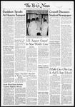The B-G News October 26, 1962