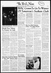 The B-G News November 9, 1962