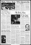 The B-G News November 13, 1962