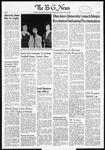 The B-G News November 16, 1962