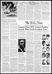 The B-G News November 30, 1962