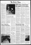The B-G News January 11, 1963