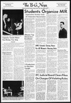 The B-G News January 18, 1963