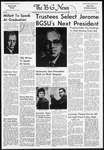 The B-G News January 22, 1963