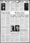The B-G News February 19, 1963