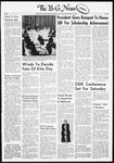 The B-G News March 15, 1963