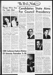 The B-G News March 19, 1963