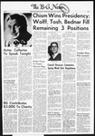 The B-G News March 22, 1963