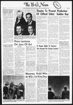 The B-G News March 26, 1963