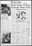 The B-G News April 23, 1963