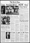 The B-G News May 7, 1963