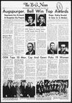 The B-G News May 21, 1963