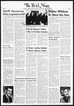 The B-G News May 24, 1963