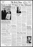 The B-G News June 2, 1963