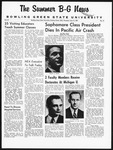 The Summer B-G News June 13, 1963