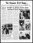 The Summer B-G News June 20, 1963