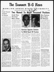 The Summer B-G News July 11, 1963