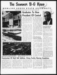 The Summer B-G News August 8, 1963
