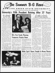 The Summer B-G News August 15, 1963