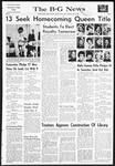 The B-G News October 8, 1963