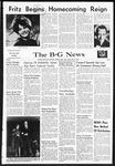 The B-G News October 11, 1963