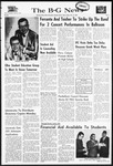 The B-G News October 18, 1963