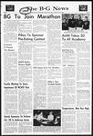 The B-G News October 22, 1963