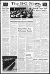 The B-G News October 25, 1963