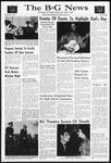 The B-G News November 1, 1963